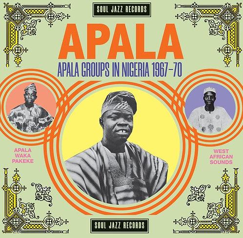 Various Artists - APALA: Apala Groups In Nigeria 1967-70 (VINYL)