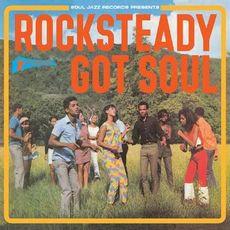 Various Artists: Soul Jazz Presents Rocksteady Got Soul (2LP VINYL)