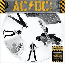 """AC/DC  - Through The Mists Of Time/Witches Spell (12"""" PICTURE DISC)"""