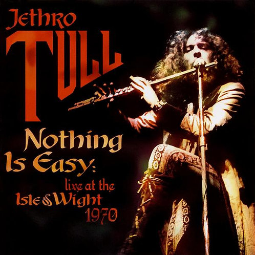 Jethro Tull  - Live At Isle Of Wight 1974 (2LP ORANGE VINYL)
