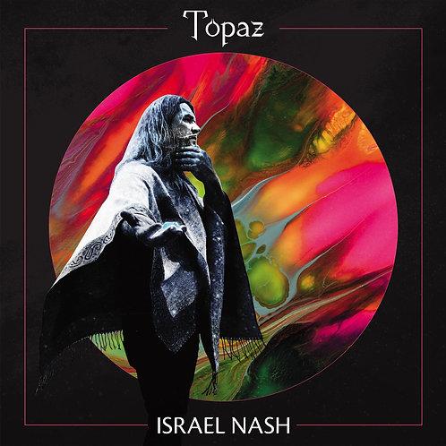 Israel Nash - Topaz  (LIMITED BLUE VINYL)