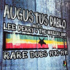 Augustus Pablo Meets Lee Perry & Wailers Band (VINYL)