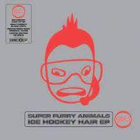 "Super Furry Animals  - Ice Hockey Hair EP (12"")"