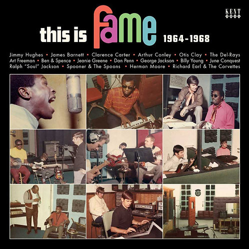 Various Artists - This Is Fame 1964-1968  (2LP VINYL)