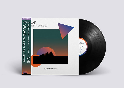 Fumio Miyashita - Wave (VINYL)