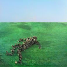Squid - Bright Green Field  (2LP GREEN VINYL + SIGNED BOOKLET + STICKER)