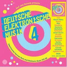 Various Artists - Deutsche Elektronische Music 4  (3LP VINYL)