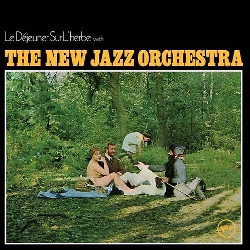 The New Jazz Orchestra - Le Dejeuner Sur L'herbe  (LIMITED VINYL)