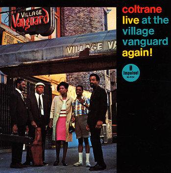 John Coltrane - Live At The Village Vanguard Again!  (VINYL)