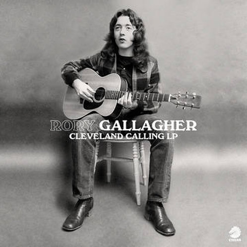 Rory Gallagher - Cleveland Calling  (BLACK VINYL)
