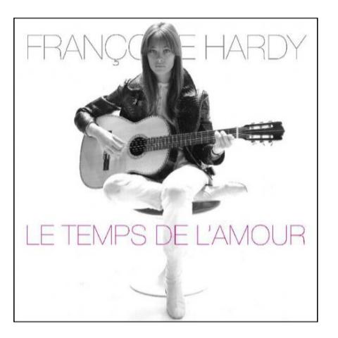 Francoise Hardy  - Le Temps De L'amour (VINYL)