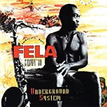 Fela Kuti - Underground System (VINYL)