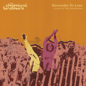 "The Chemical Brothers - Surrender  (12"" VINYL)"