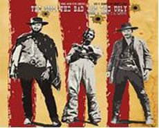 OST - The Good, The Bad & The Ugly  (VINYL)
