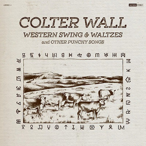 Colter Wall -  Western Swing And Waltzes  (CD)