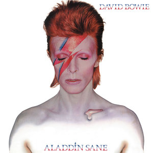David Bowie - Aladdin Sane  (180g Remastered VINYL)