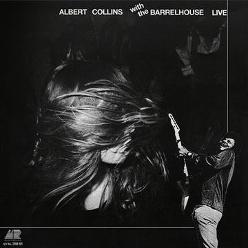 Albert Collins - Barrelhouse Live  (COLOURED VINYL)