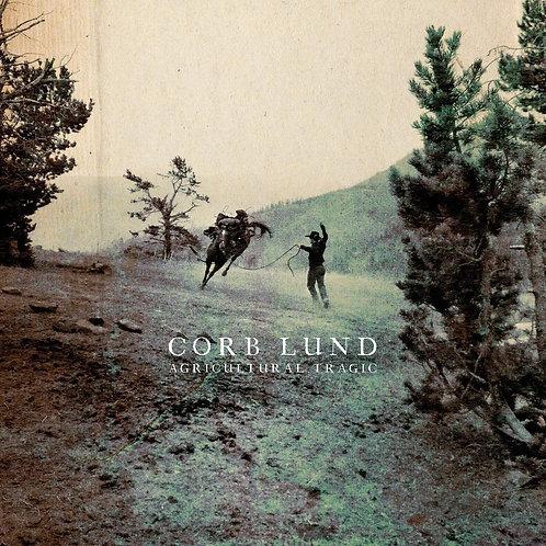Corb Lund - Agricultural Tragic  (COLOURED VINYL)