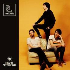 The Cribs - Night Network  (BLUE VINYL)