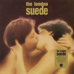 The London Suede - The London Suede  (CLEAR VINYL)
