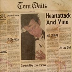 Tom Waits - Heart Attack And Vine  (VINYL)