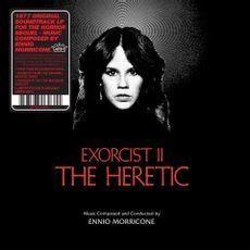 Ennio Morricone - The Exorcistn II OST  (GREEN VINYL)