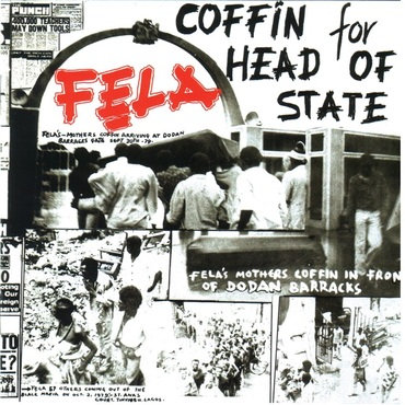 Fela Kuti - Coffin For Head Of State (VINYlL)