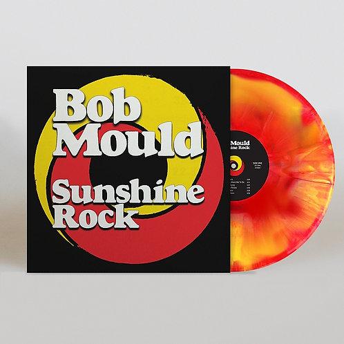 Bob Mould - Sunshine Rock  (LIMITED RED/YELLOW SWIRL VINYL)