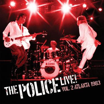The Police  - Live Vol.2 (COLOURED 2LP)