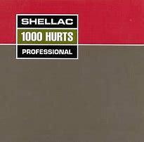 Shellac - 1000 Hurts: Professional (VINYL BOX + CD)
