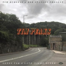 Tim Burgess & Bob Stanley Presents - Tim Peaks  (2LP VINYL)