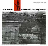 Lucinda Williams - Ramblin' On My Mind  (VINYL)