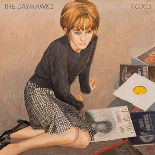 The Jayhawks - XOXO  (LIMITED WHITE VINYL)