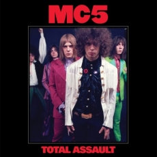 MC5 - Total Assault 50th Limited Anniversary box (3LP)