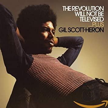Gil Scott Heron - The Revolution Will Not Be Televised  (VINYL)