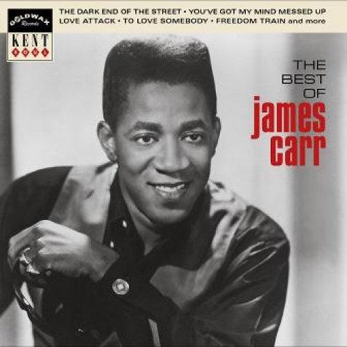 James Carr - The Best Of Goldwax/Kent   (VINYL)