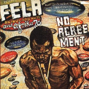 Fela Kuti - No Agreement (VINYL)