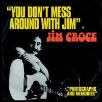 """Jim Croce  - You Don't Mess Around (COLOURED 12"""")"""