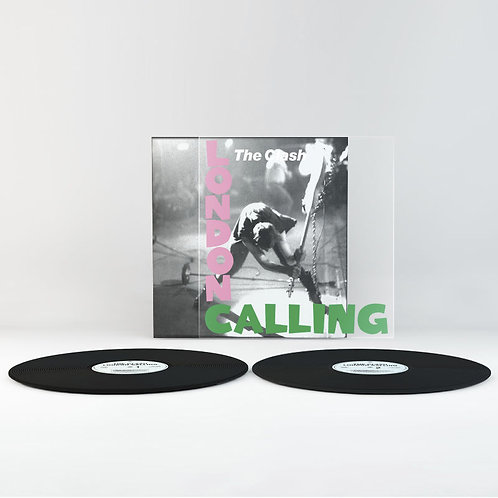 The Clash - London Calling  (40th Anniversary 2LP VINYL)