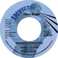 """Freda Payne - Unhooked generation  (7"""" SINGLE)"""