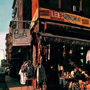 The Beastie Boys - Paul's Boutique  (GATEFOLD VINYL)