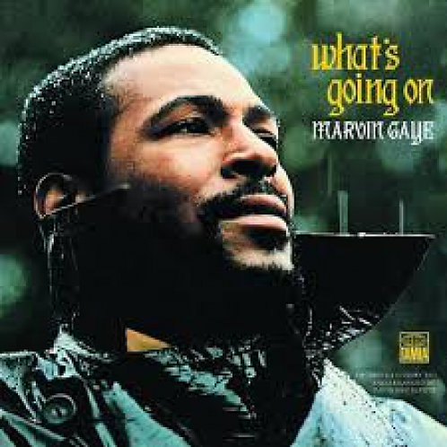 Marvin Gaye - What's Going On  (VINYL)
