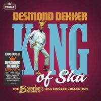 "Desmond Dekker  - King Of Ska: The Early (10 x 7"")"
