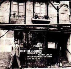 Dexter Gordon - One Flight Up  (LIMITED TONE POET VINYL)