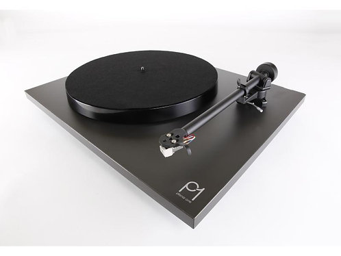REGA Planar 1 - BLACK   ( 2021 Matt Finish)