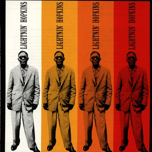 Lightnin' Hopkins - Folkways  (VINYL)