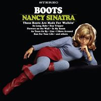 Nancy Sinatra  - Boots (2021 LT ED GATEFOLD CLEAR VINYL)