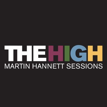 The High - Martin Hannett Sessions  (BLACK & WHITE VINYL)