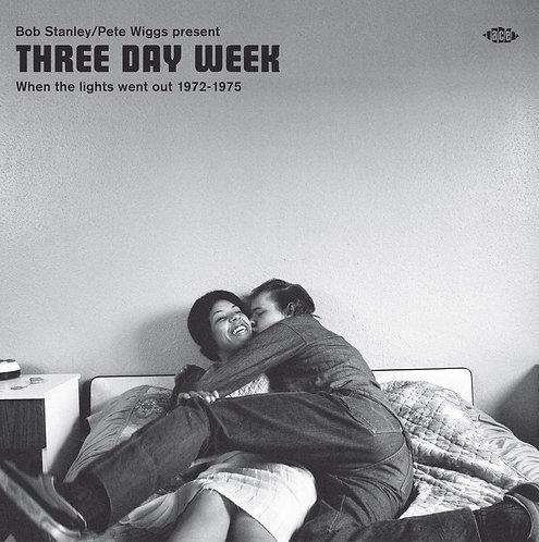 Bob Stanley & Pete Wiggs Present - Three Day Week (2LP VINYL)