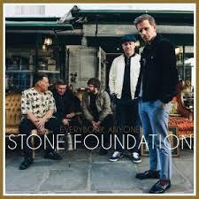 Stone Foundation - Everybody, Anyone (2LP WHITE VINYL)